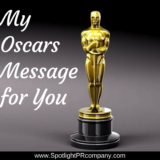 My Oscars Message for You
