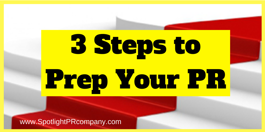 3 Steps to Prep Your PR