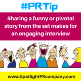 #PRTip: Share A Story