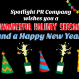A Holiday Wish from Your Publicist!