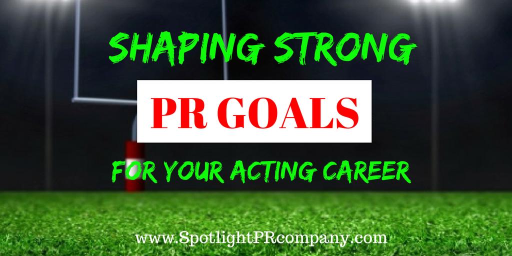 Blog - Shaping Strong PR Goals